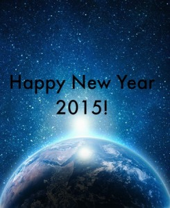 Hqppy New Year 2015!